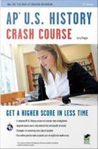 AP U S  History Crash Course Book