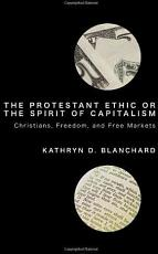 The Protestant Ethic or the Spirit of Capitalism PDF