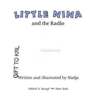 Little Nina and the Radio