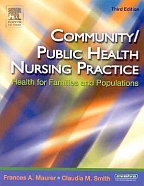 Community public Health Nursing Practice PDF