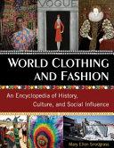 World Clothing and Fashion  M Z PDF