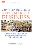 What I Learned From HYPERMARKET BUSINESS PDF