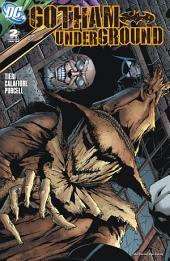Gotham Underground (2007-) #2
