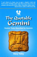 The Quotable Gemini PDF