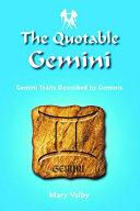 The Quotable Gemini