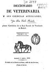 Diccionario de veterinaria y sus ciencias auxiliares: H-P