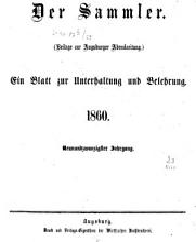 Der Sammler PDF