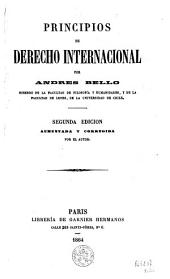 Principios de derecho internacional