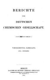 Berichte der Deutschen Chemischen Gesellschaft: Band 14,Ausgabe 2