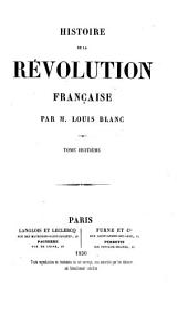 Histoire de la révolution française: Volume8