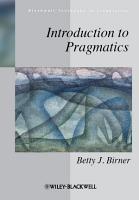 Introduction to Pragmatics PDF