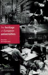 The Heritage of European Universities: Volume 548