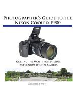 Photographer s Guide to the Nikon Coolpix P900 PDF
