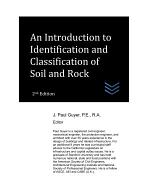 An Introduction to Identification and Classification of Soil and Rock