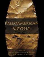 Paleoamerican Odyssey PDF