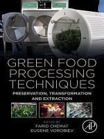 Green Food Processing Techniques PDF