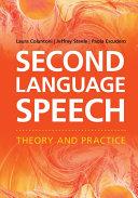 Second Language Speech
