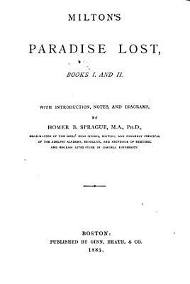 Milton s Paradise Lost PDF