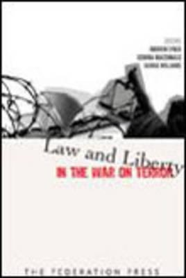 Law and Liberty in the War on Terror PDF