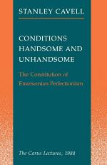 Conditions Handsome and Unhandsome