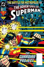 Adventures of Superman (1987-) #513