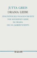 Drama Liebe PDF