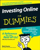 Investing Online For Dummies: Edition 6