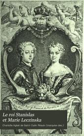 Le roi Stanislas et Marie Leczinska