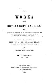 The works of the Rev. Robert Hall, A.M.: with a memoir of his life, Volume 2