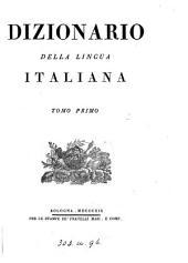 Dizionario della lingua italiana [by P.Costa and F.Cardinali].