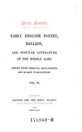 Ancient Poetical Tracts of the Sixteenth Century