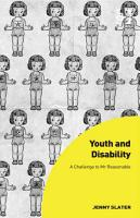 Youth and Disability PDF