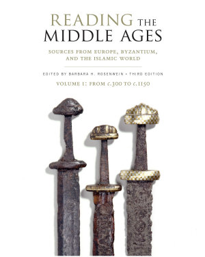 Reading the Middle Ages  Volume I PDF