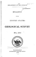 Bibliography and Index of the Publications of the United States Geological Survey with the Laws Governing Their Printing and Distribution PDF