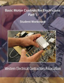 Basic Motor Controls for Electricians Part 1 Student Workbook PDF