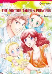 THE DOCTOR TAKES A PRINCESS: Harlequin Comics