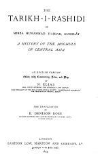 The Tarikh-i-Rashidi of Mirza Muhammad Haidar