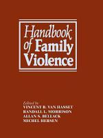 Handbook of Family Violence PDF