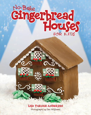 No Bake Gingerbread Houses for Kids PDF