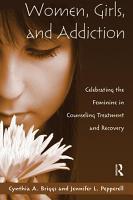 Women  Girls  and Addiction PDF