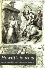 Howitt's Journal of Literature and Popular Progress