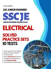 SSC Junior Engineer  JE  Electrical     10 Practice Tests     1st Edition PDF