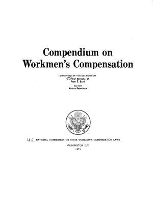 Compendium on Workmen s Compensation