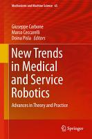 New Trends in Medical and Service Robotics PDF