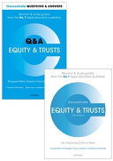 Equity   Trusts Revision Pack 2016 PDF