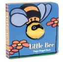 Little Bee: Finger Puppet Book