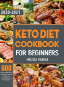 Keto Diet Cookbook For Beginners 2020 2021 PDF