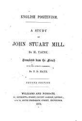 English Positivism: A Study on John Stuart Mill