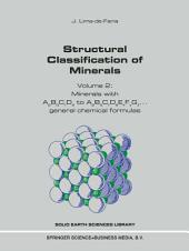 Structural Classification of Minerals: Volume 2: Minerals with ApBqCrDs to ApBqCrDsExF