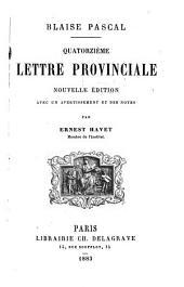 Quatorzième lettre provinciale